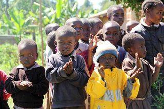 Victoria Kenya children
