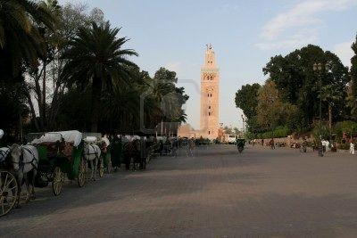 Maroc - Koutoubia