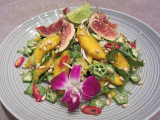 Salade Rawthentic Food