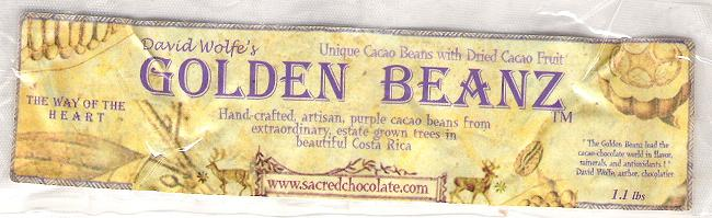 Cacao Beans - David Wolfe