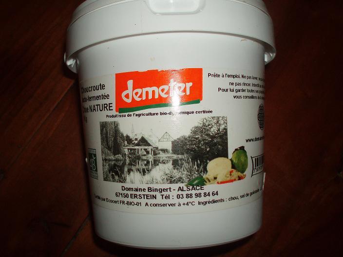 Pot choucroute - PC062692