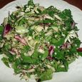 Ma salade parfumée