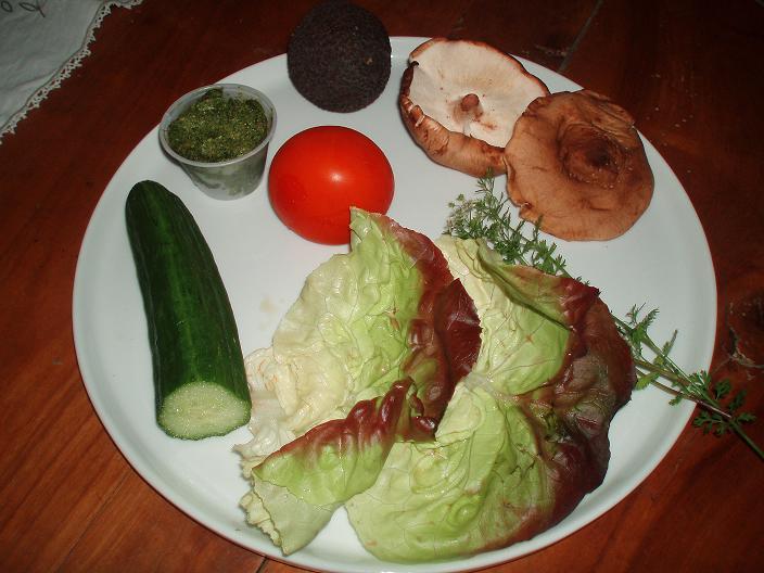 Burger - ingrédients