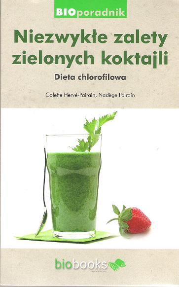 Livre smoothies - Polonais