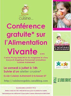 Conférence LE CHOU BRAVE