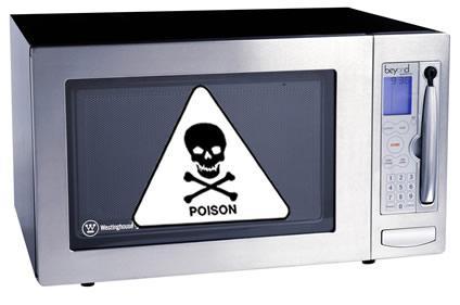 Micro onde - Poison