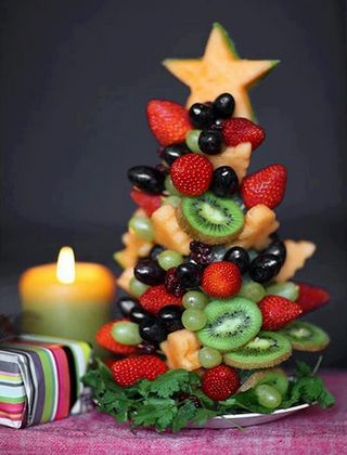 Sapin fruits