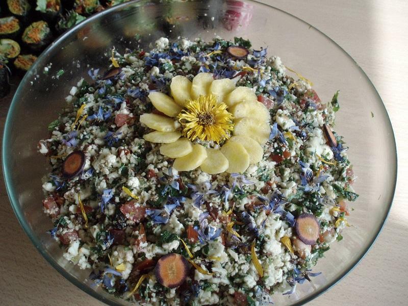 Taboulé chou-fleur 2