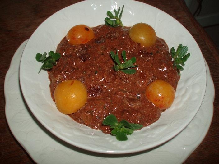 Pudding de chia - choco-fruits