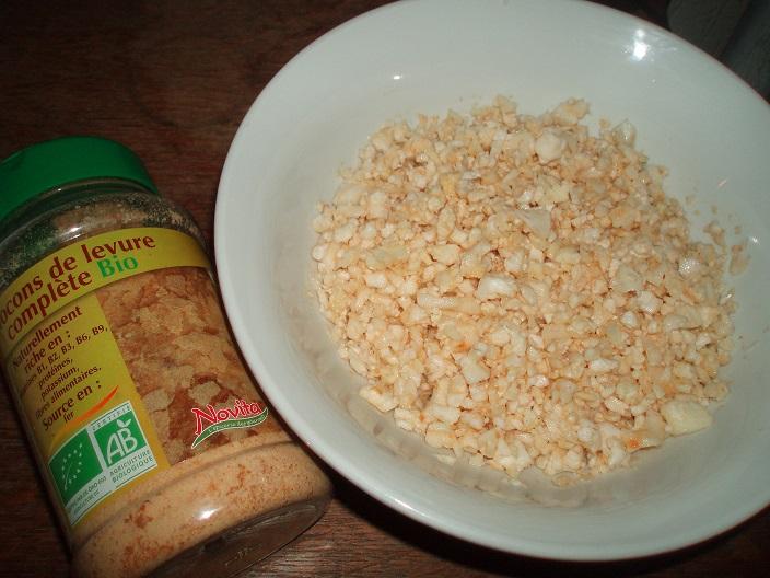 Pop corn chou-fleur