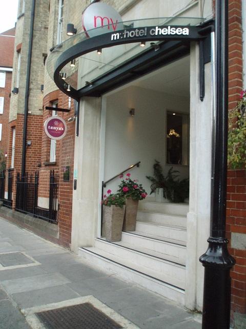 TANYA - Entrée restaurant-Hôtel -2