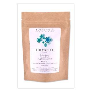 Chlorelle-sachet