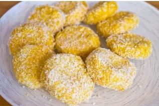 Cookies à la mangue